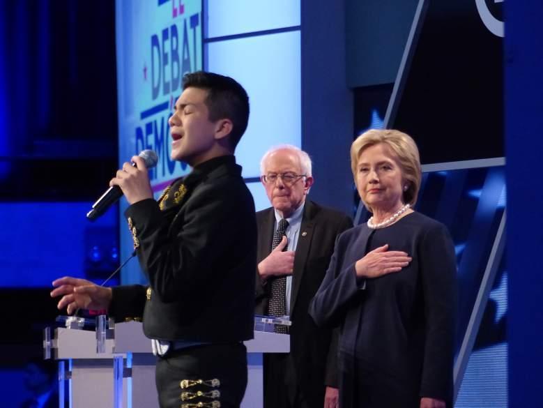 Democratic debate, Univision debate, CNN debate