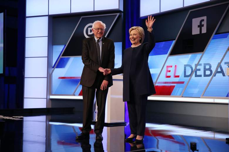 Bernie Sanders and Hillary Clinton, New York early polling, polls, current, latest