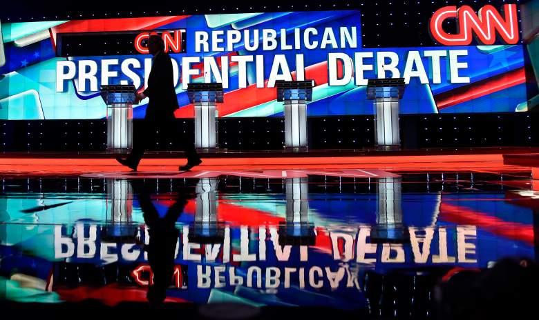 GOP Miami debate, Republican Miami debate, GOP debate poll