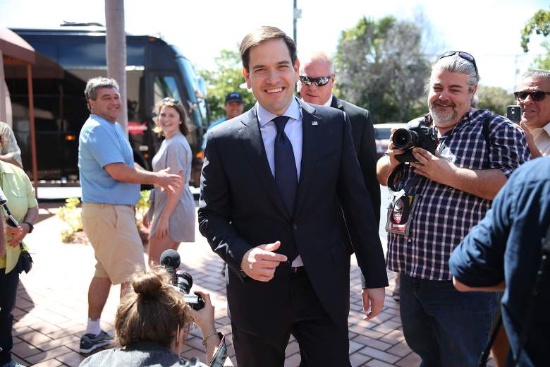 Marco Rubio Florida, Florida primary, Never Trump