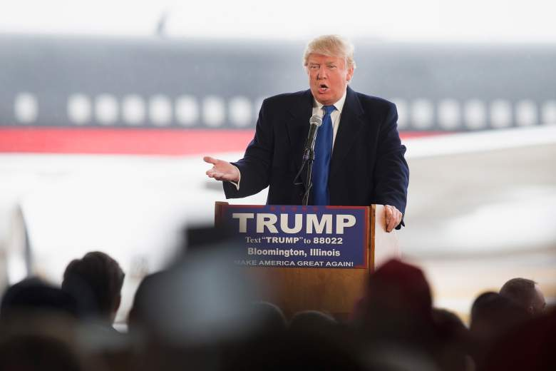 Donald Trump, Illinois GOP Republican polls, early polling numbers, latest, current