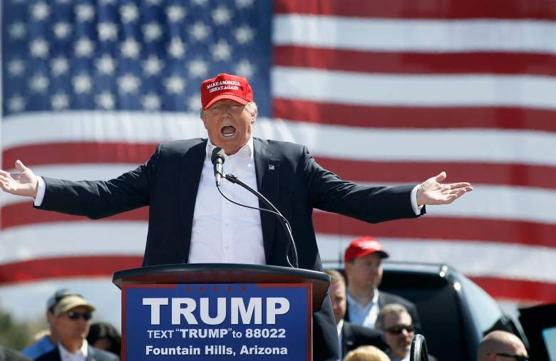 Donald Trump, California GOP Republican polls, primary, early latest current polling numbers