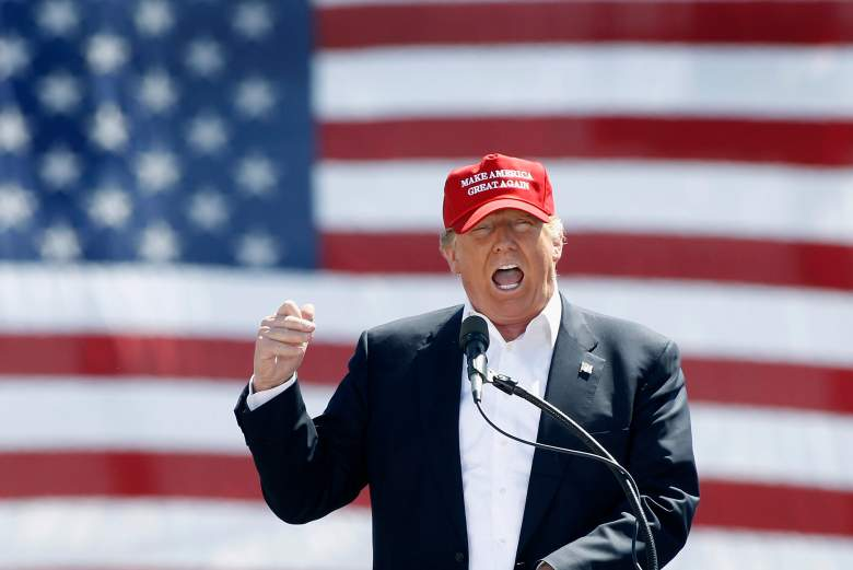 Donald Trump, Wisconsin GOP Republican polls, early polling numbers, latest, current