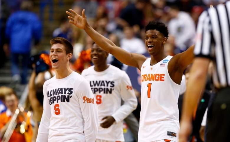 Syracuse, Virginia, odds, point spread, total
