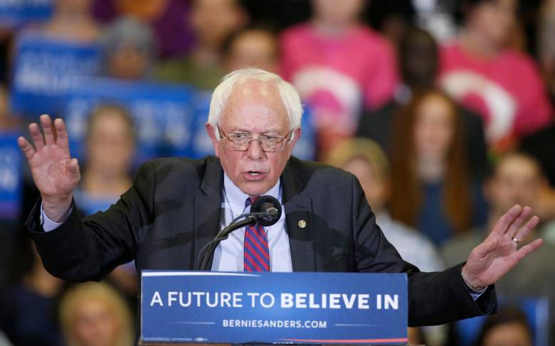 Bernie Sanders, Wisconsin Democratic primary, where, when, day, date, polling hours