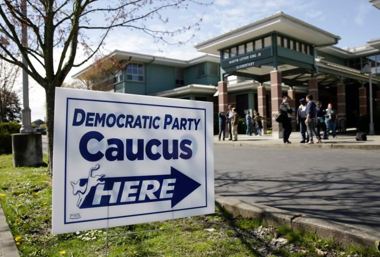 democratic super delegates in washington