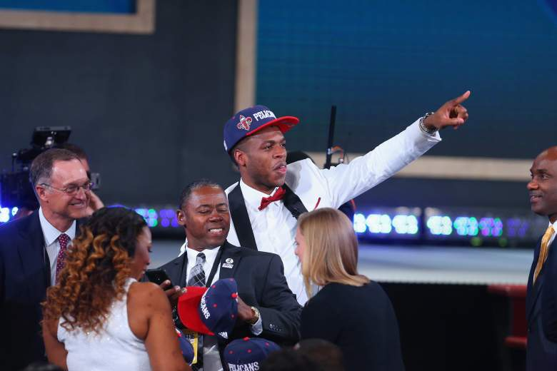 Buddy Hield New Orleans Pelicans, 2016 NBA Draft
