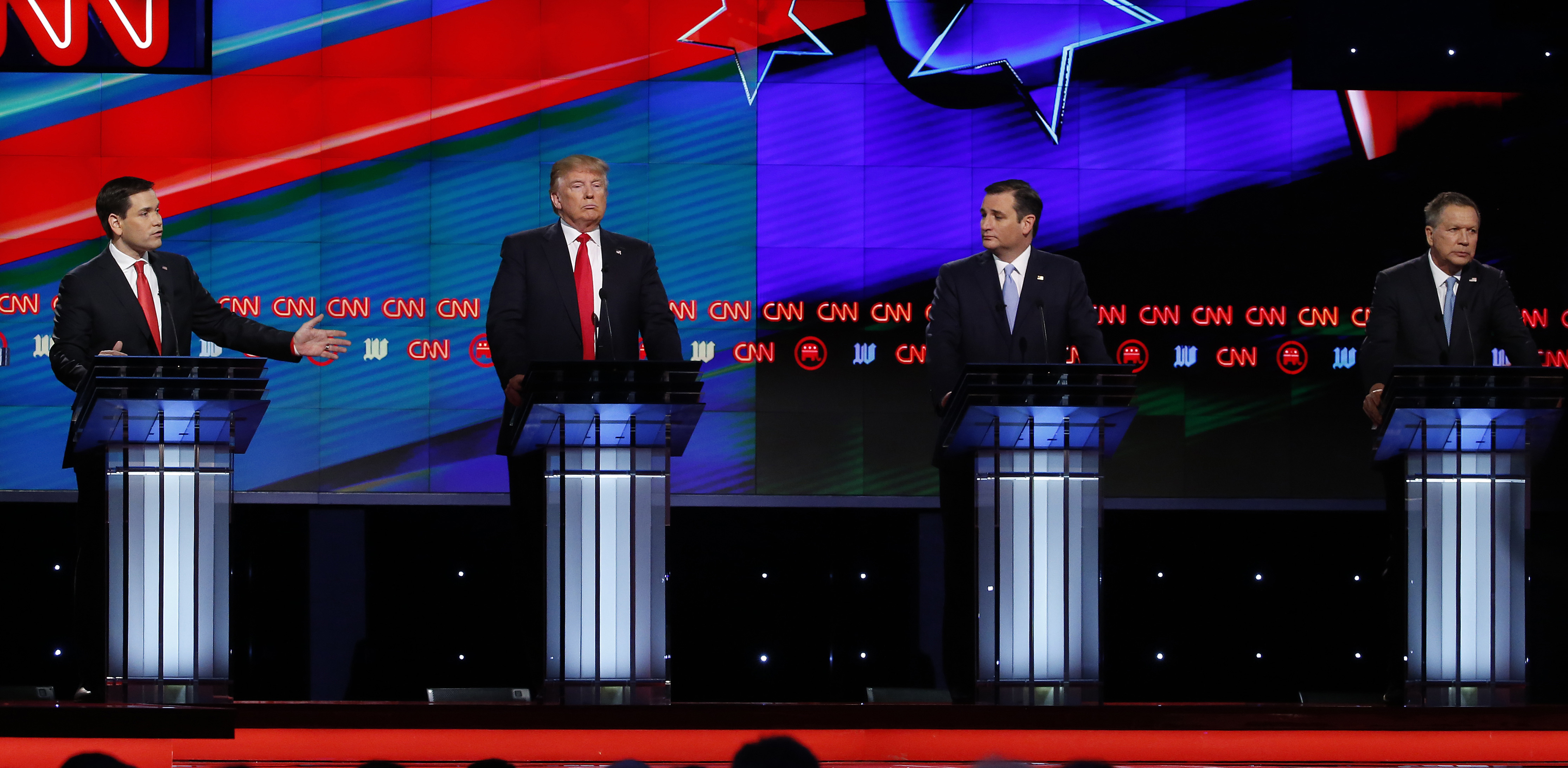 gop debate full video replay, republican debate full video replay