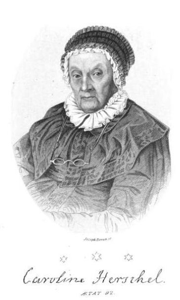 Carolina Herschel Wikipedia page