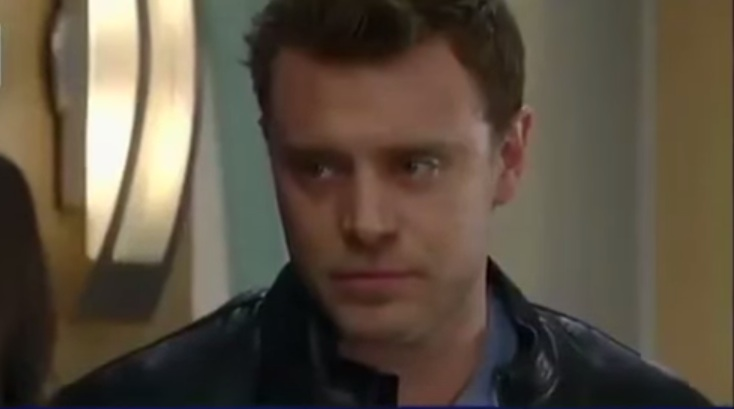 Jason finally makes love to Sam while he becomes heavily irritated with Nikolas in next week's GH episodes. (ABC Screenshot)