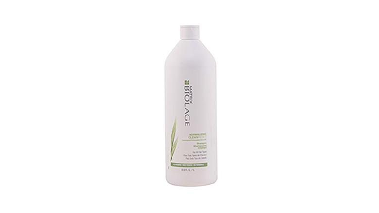Matrix normalizing shampoo for oily hair