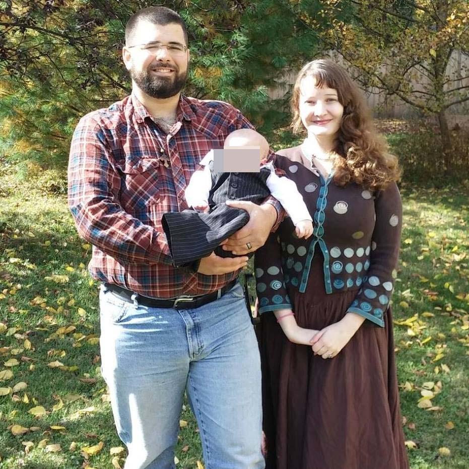 Matthew Heimbach Wife Brooke Facebook page