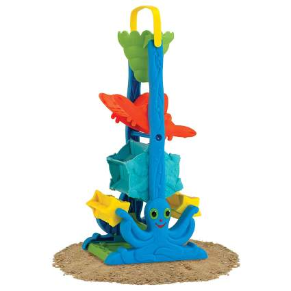 melissa and doug sand sifting funnel