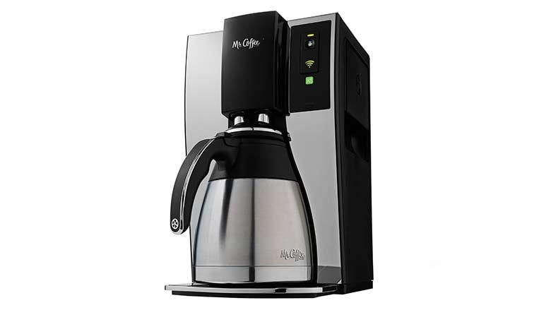 mr coffee wemo