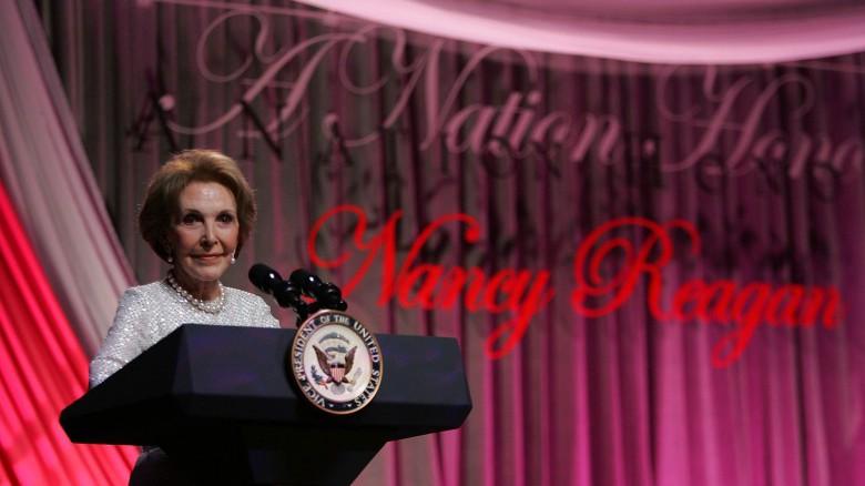 Nancy Reagan Net Worth, Nancy Reagan Died, Nancy Reagan Home