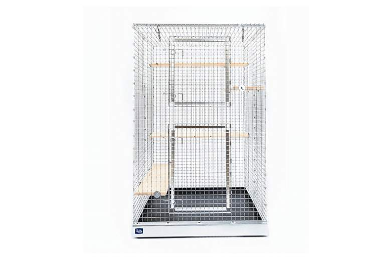 Image of quality cage co. chinchilla mansion