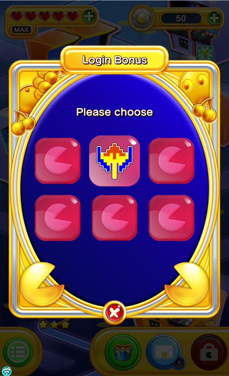 Pac Man Puzzle Tour
