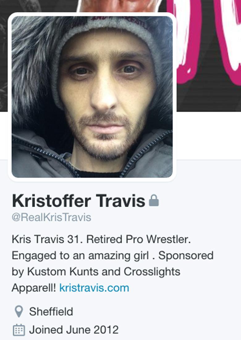 Kris Owens Twitter page