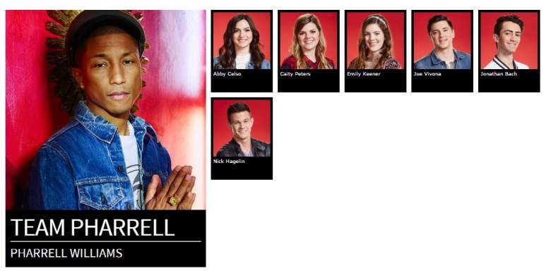 Malik Heard, The Voice 2016 Cast, The Voice 2016 Contestants, Malik Heard The Voice, The Voice Blind Auditions 2016