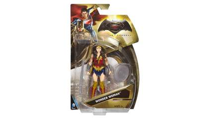 batman v superman wonder woman figure