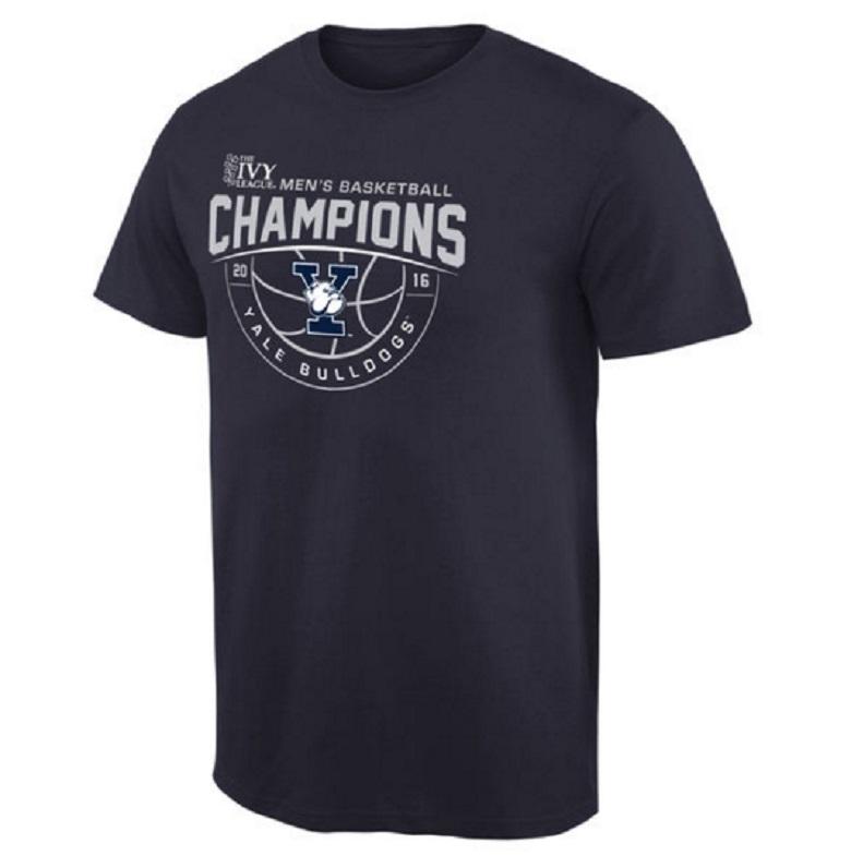 yale bulldogs ivy league champions 2016 gear shirts