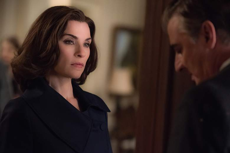 the good wife, the good wife season seven, the good wife alicia and peter