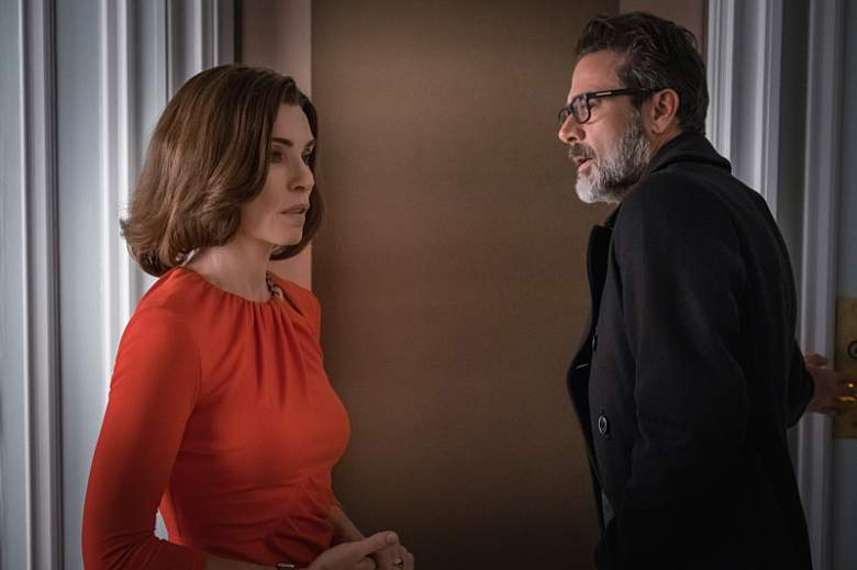 the good wife, the good wife party