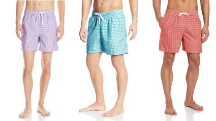 mens swim trunks, mens swim shorts, best bathing suits, swimwear 2016, summer 2016, sexy swim suits