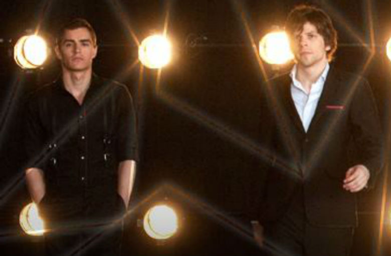 dave franco and jesse eisenberg, now you see me 2 cast