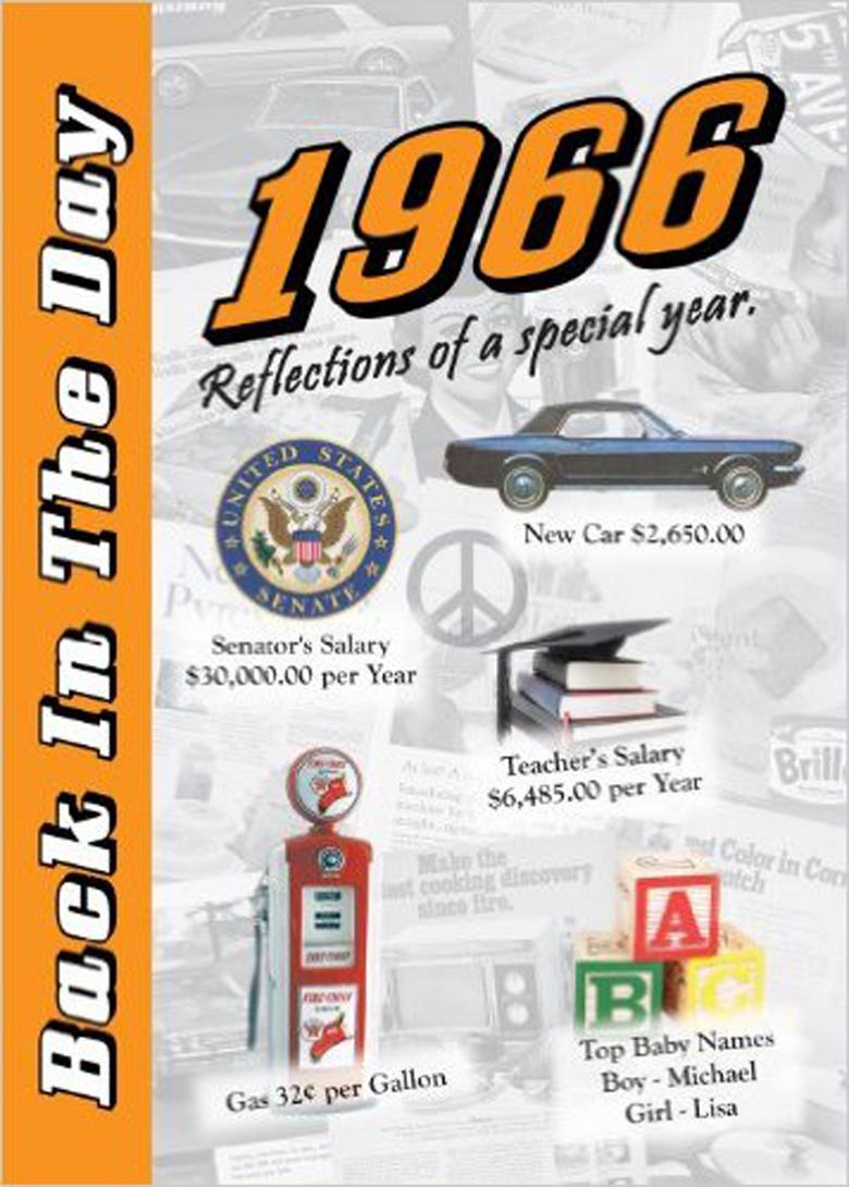 Back in the Day Almanac 1966