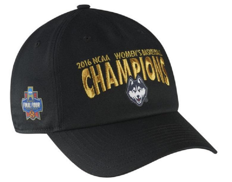 uconn womens national champions 2016 gear hats