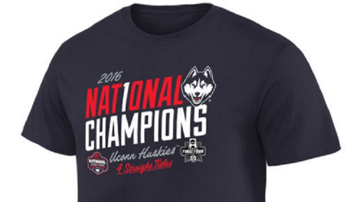 uconn womens national champions shirts