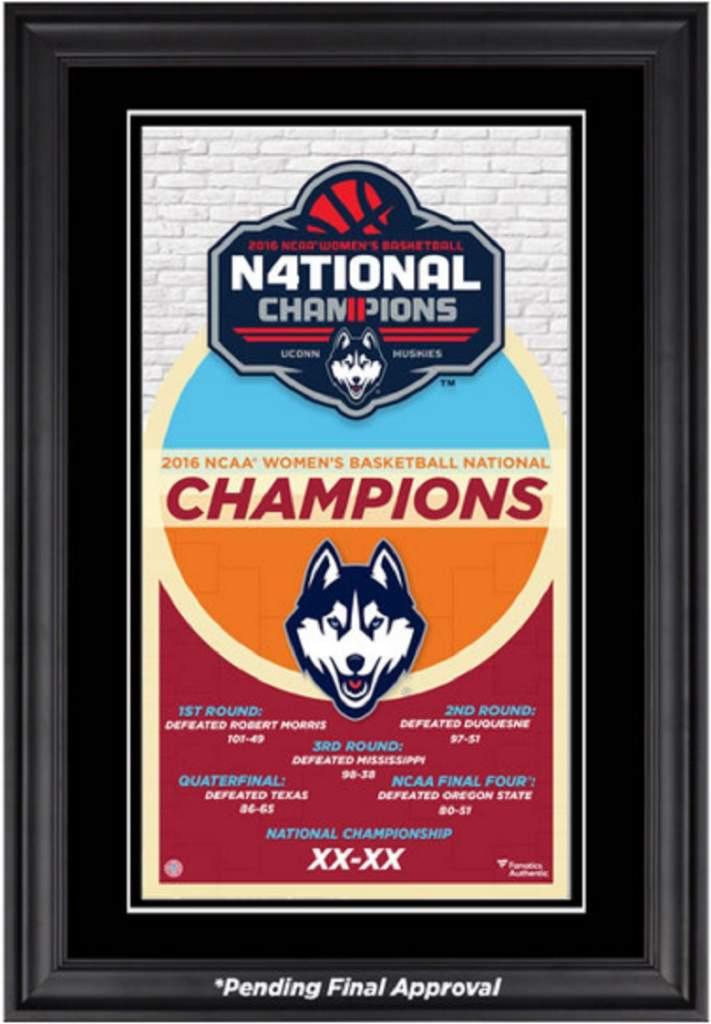 uconn huskies 2016 national champions gear