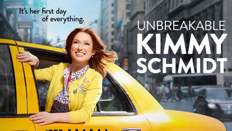 what time does Unbreakable Kimmy Schmidt season 2 come out, Unbreakable Kimmy Schmidt season 2 premiere date, Unbreakable Kimmy Schmidt season two