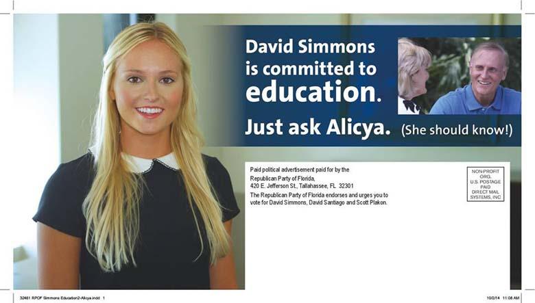 Alicya Simmons Photos David Simmons Daughter