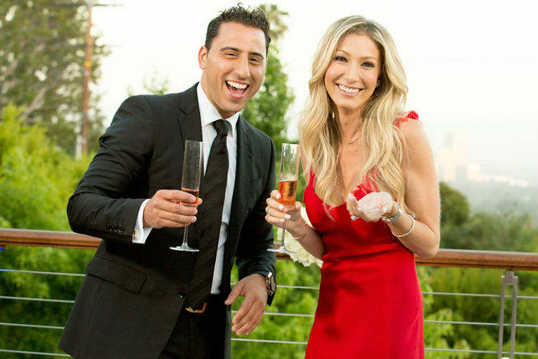 josh altman and heather bilyeu, josh altman wedding, josh altman marriage