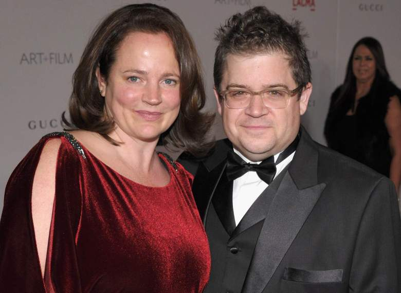 McNamara and Oswalt first got together in 2003 and married two years later. Getty)