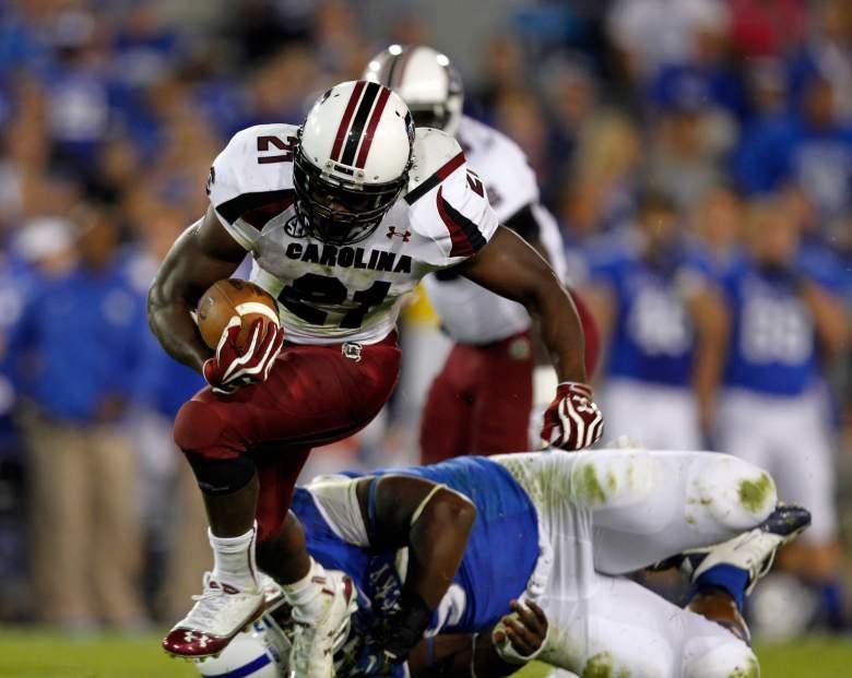 Marcus Lattimore camps, Marcus Lattimore South Carolina, Marcus Lattimore NCAA