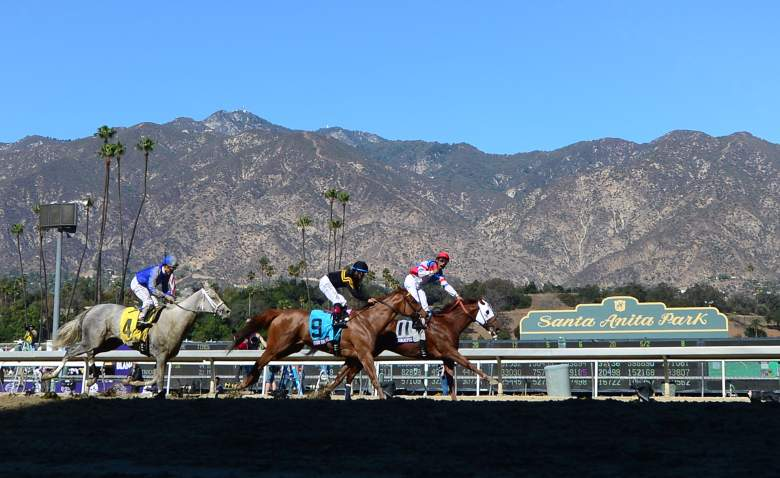 Santa Anita Derby, odds, favorite, pick, prediction, horses, field, list, post positions, betting