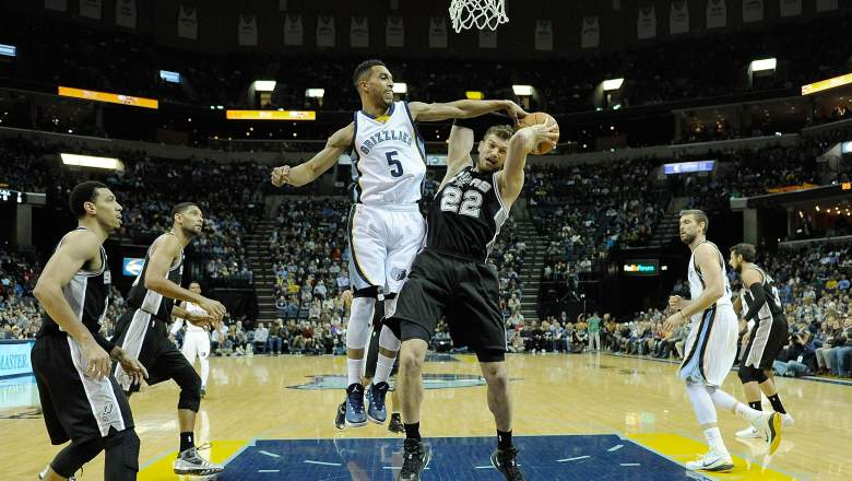 spurs grizzlies nba playoffs series pick prediction odds