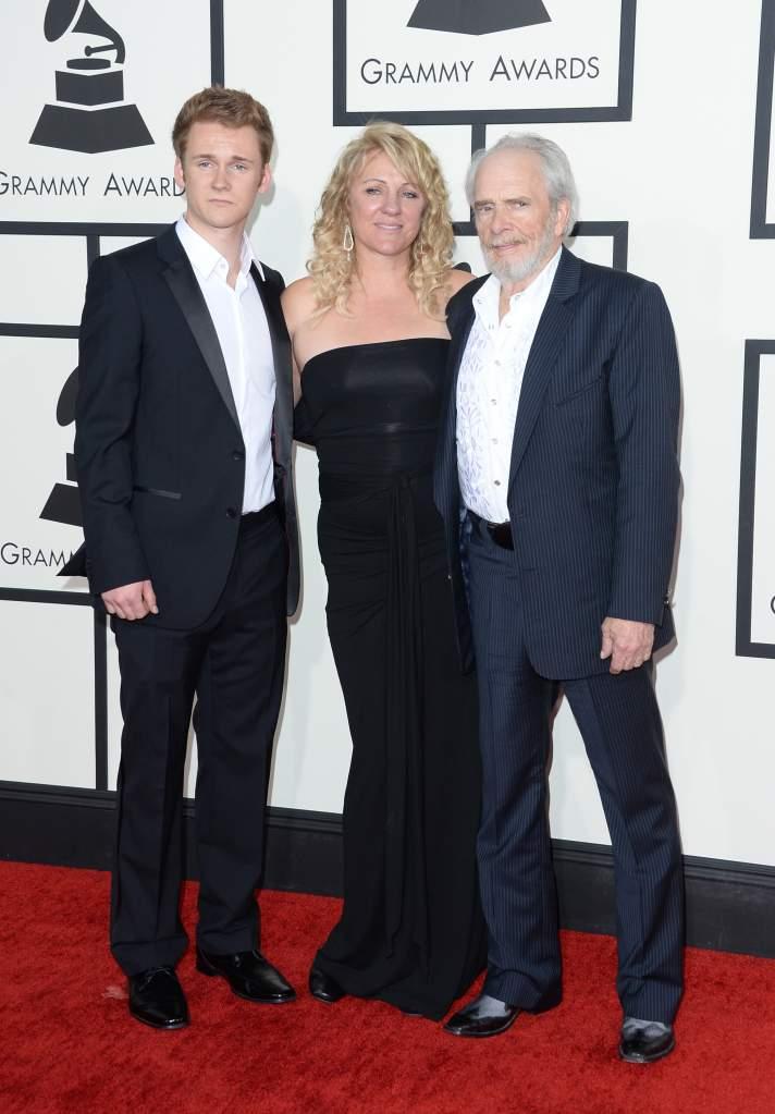 merle, ben, and theresa haggard
