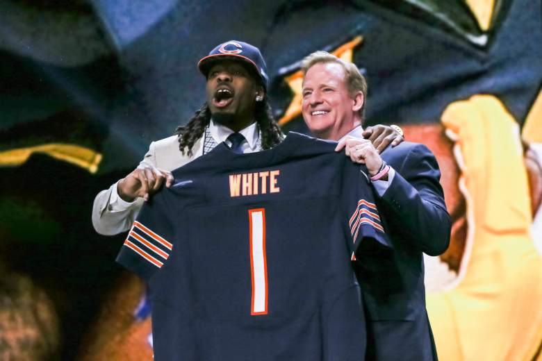 NFL draft rookie, deal, money, contract, explained, first pick