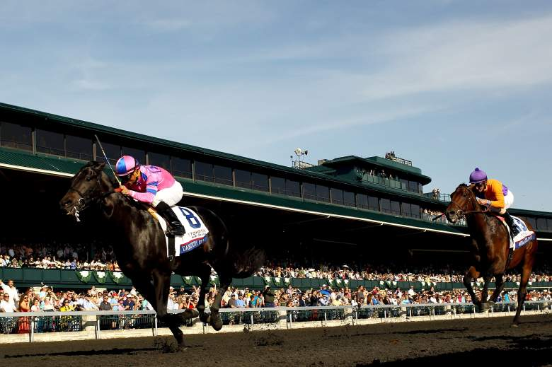 Blue Grass Stakes 2016, race, odds, horses, full list, post positions