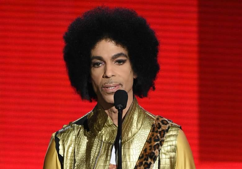 prince, prince hospitalized