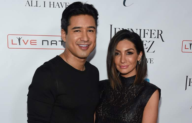 mario lopez wife, mario lopez and courtney mazza
