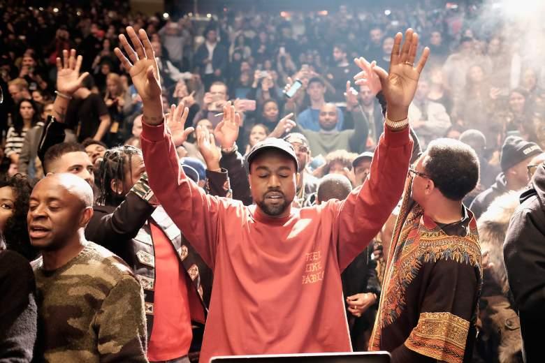 kanye west fashion show, kanye west new album, kanye west msg
