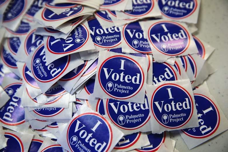 uninstructed i voted sticker