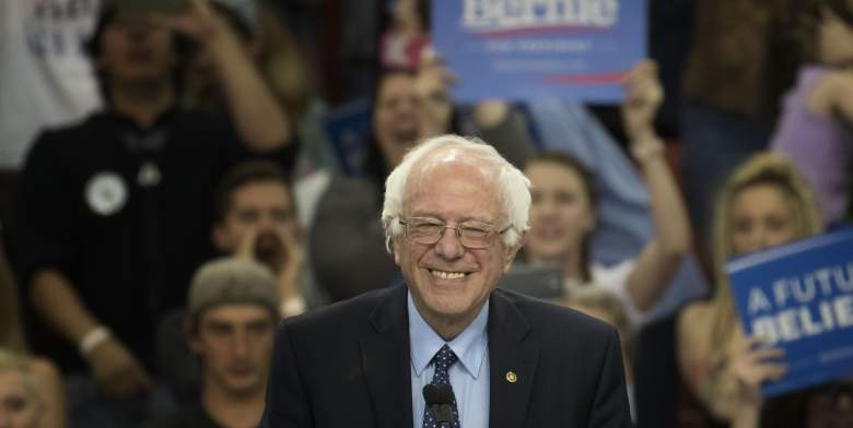 Sanders net worth