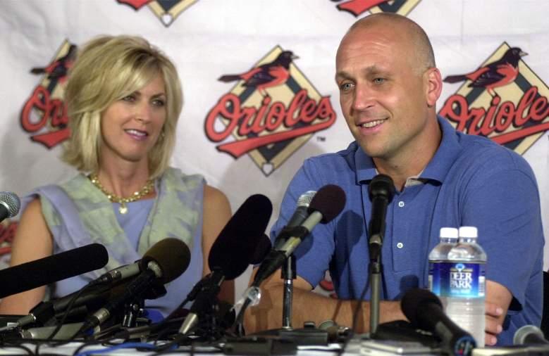 cal ripken jr and wife kelly, cal ripken jr wife, cal ripken jr retirement