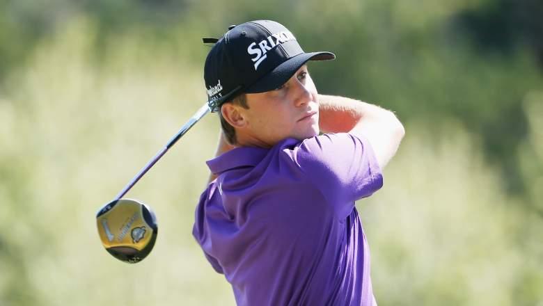 smylie kaufman bio age golf masters